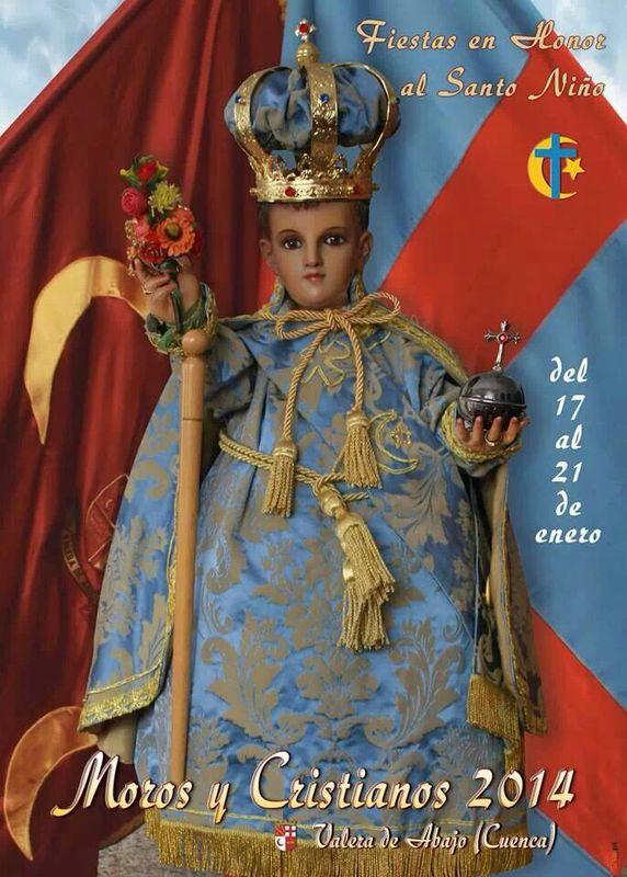 Cartel Fiestas Moros y Cristianos 2014
